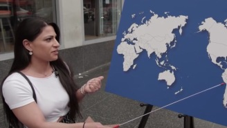 People On The Street Can't Name A Single Country On A Map And I'm Dying At This