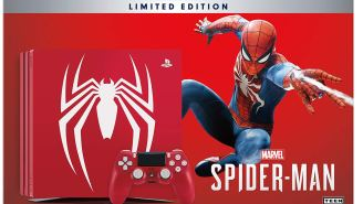 Limited Edition Marvel Spider-Man PS4 Pro Bundle Is Dope – Here's How To Get It Before It Sells Out