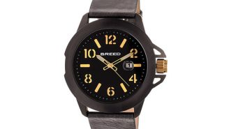This Stylish Gold Watch From Breed is Only $50