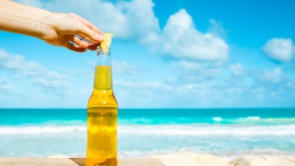 There's A Horrifying Reason Why You Might Not Want To Put A Lime Into Your Beer This Summer