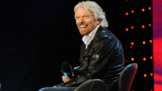 Richard Branson Has The Perfect Advice For Persevering When Everyone Else Is Doubting You