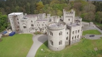 You Can Own (Most Of) The Real Riverrun Castle From 'Game Of Thrones' That's Located In Northern Ireland