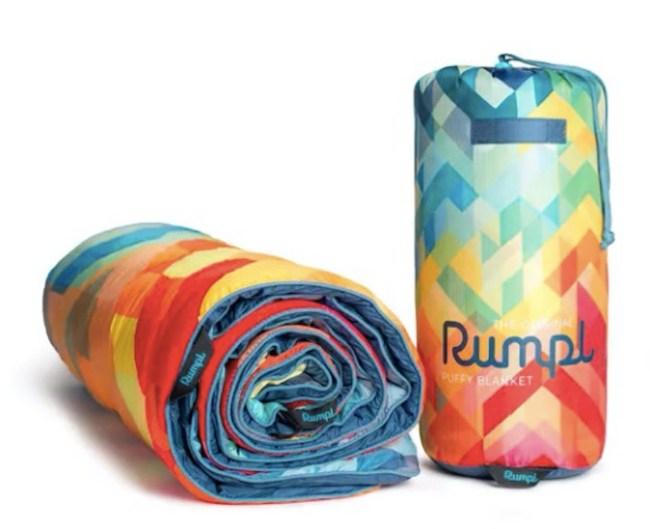 Rumpl Puffy Blanket
