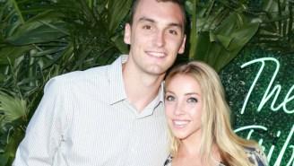 Clippers Big Man Sam Dekker And ESPN Reporter Olivia Harlan Got Married