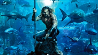 The First Official Poster For 'Aquaman' Has Been Released And People Are Murdering It
