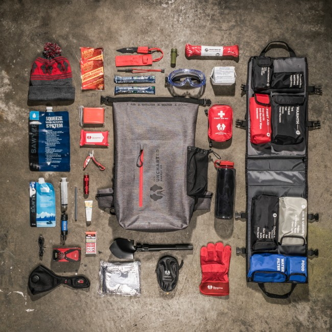 Seventy2 Survival System ultimate survival kit