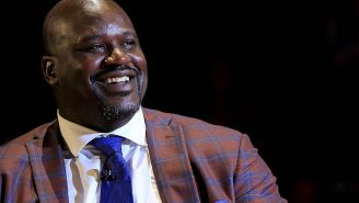Shaq Asked Fans To Help Name His New Boat And One Guy Had An Absolutely Savage Suggestion