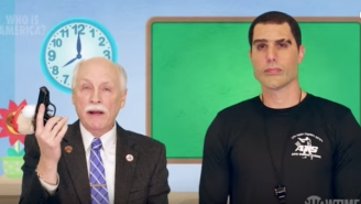 Sacha Baron Cohen Makes Politicians Look Impossibly Stupid In New Showtime Series 'Who Is America?'