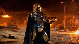 China Boasts 'Star Wars'-Like Laser Assault Rifles That Shoot 1,000 Shots From A Half-Mile Away
