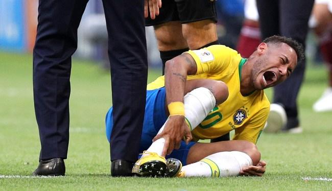 swiss youth soccer neymar flopping