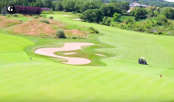 Backyard Golf Course In The Hamptons Cost $60 Million