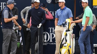 Props And Odds For The 147th Open Championship At Carnoustie Are Looking Good For Tiger Woods