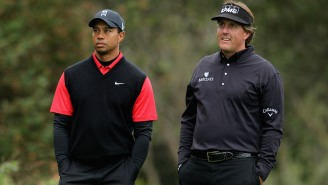 How Tiger Woods Got In Phil Mickelson's Head At The 2001 Masters