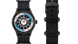 The Timex x Todd Snyder Black Jack Wristwatch Is A Modern Update On A Vintage Design