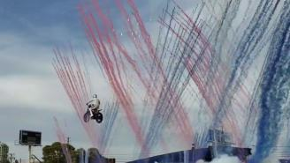 Travis Pastrana Jumps Farther Than Evel Knievel Ever Did In Three Epic Events!