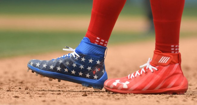 Under Armour Bryce Harper 4th July