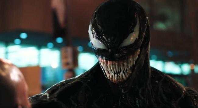 venom movie trailer two tom hardy