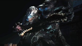 The Ultra-Violent Second Trailer For 'Venom' Gives Us Our First Look At The Movie's Villian
