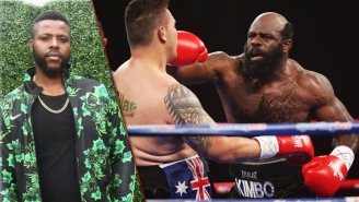 'Black Panther' Star Winston Duke Signs On To Portray The Late Kimbo Slice In 'Backyard Legend'