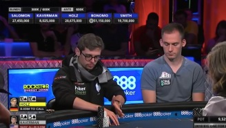 Three-Way All-In At The WSOP For 37.7 Million Chips Is One Of The Craziest Poker Hands Ever Recorded