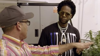 2 Chainz Takes A Tour Of California's First Legal Weed Cultivator And This Place Is Blowing My Mind
