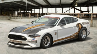 Only 68 Of These Absolutely Wicked 50th Anniversary Ford Mustang 'Cobra Jet' Cars Will Ever Be Made
