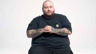 Action Bronson Says Everyone Should Get A Bad Tattoo And Explains The Origins Of His Ink