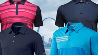 Here's The Stylin' Adidas Golf Apparel DJ, Sergio And Rahm Will Wear At The 100th PGA Championship