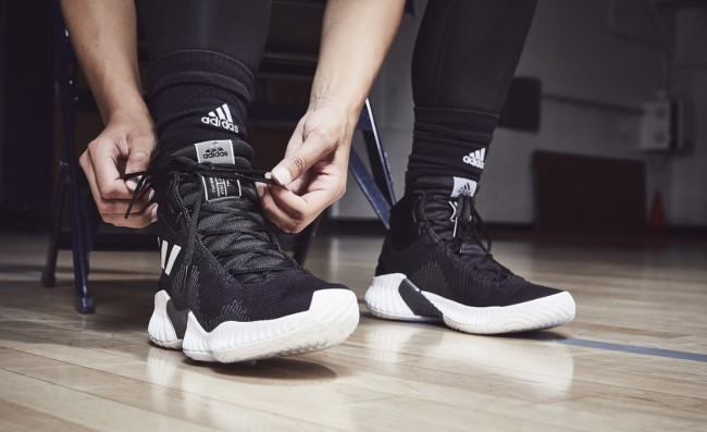 adidas New Basketball Sneakers Pro Bounce Mad