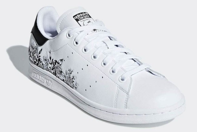 Adidas Originals Updated Stan Smith Floral Print Pack