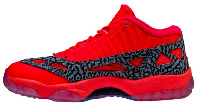 Air Jordan 11 Low IE Flash Crimson