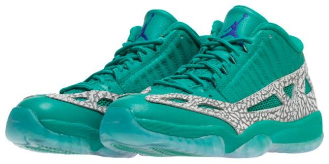 Air Jordan 11 Low IE Rio Teal