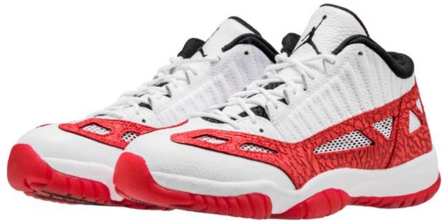 Air Jordan Retro 11 Fire Red