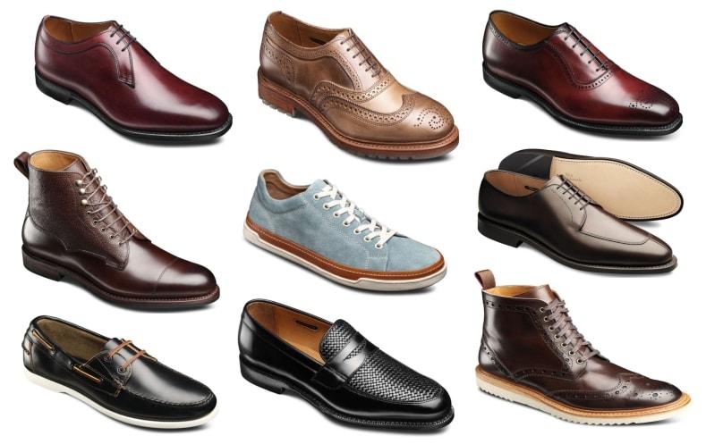 On Fine Shoes From Allen Edmonds, Plus