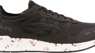 Shoe Release Of The Day: ASICS Launches New HyperGEL-LYTE, A Lovely Fall Lifestyle Shoe