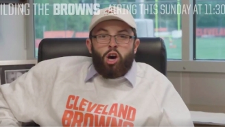 Baker Mayfield's Hilarious Impersonation Of Browns' GM John Dorsey Should Win Him QB1