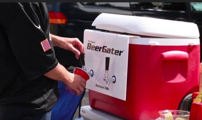 beergater tailgate accesory