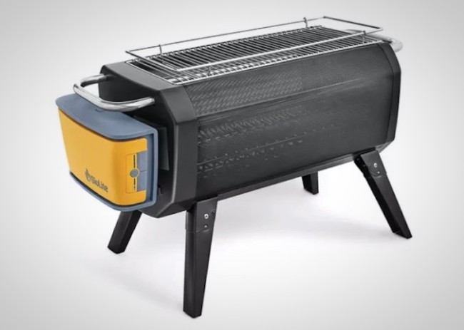 BioLite Portable Smokeless Wood-Burning FirePit