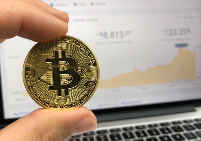 bitcoin google search correlation