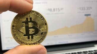 Bitcoin Spiked Out Of Nowhere When A Major Trading Platform Went Offline And Some Traders Smell A Conspiracy