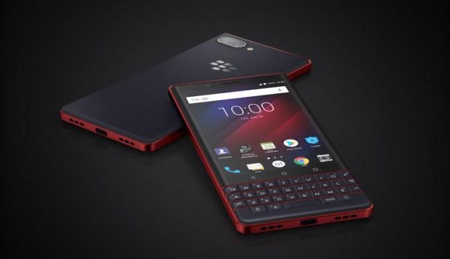 BlackBerry KEY2 LE Specs Pics Atomic