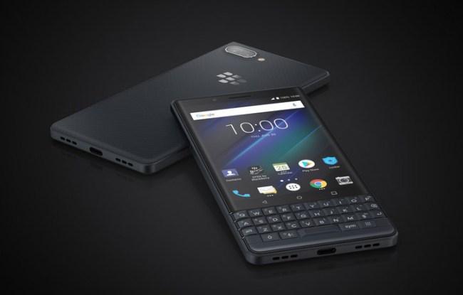 BlackBerry KEY2 LE Specs Pics Slate