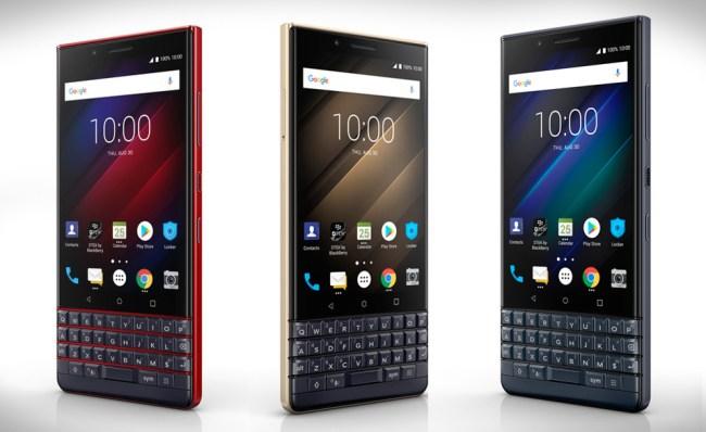 BlackBerry KEY2 LE Specs Pics