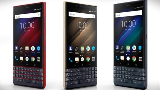 Blackberry Just Unveiled A Brand New Key2 LE Smartphone And It Looks Pretty GD Great