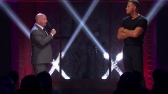 Blake Griffin And Jeff Ross Get Personal In Hilarious 'Roast Battle' Comedy Matchup