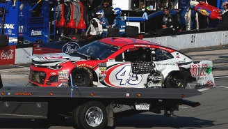 Bubba Wallace On His Frightening 150 MPH Crash At Pocono: 'You Literally Think, Am I Gonna Die?'