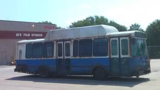You Can Now Buy A Bus From 'The Walking Dead' And Turn It Into The Ultimate Zombie Party Bus