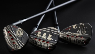 Callaway And Golf Club Guru Anthony Taranto Created Some Absolutely Sick 'Viva Las Vegas' Wedges