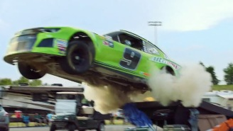 22-Year-Old Second Generation NASCAR Superstar Chase Elliott Stars In New Spot For Mountain Dew