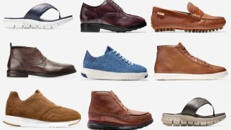 Cole Haan's Summer Clearance Sale Gives You Up To 70% Off Shoes, Sneakers, Jackets And More